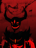 Zalgo Lord of Souls by AsexualAlien