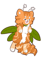 COM- Mothcat for floramisa by FluffleBear