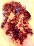 So Many Curls by MistyTang