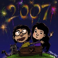 Happy 2007 by southercomfort