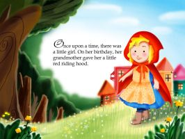 Little Red Riding Hood by nonsworld8