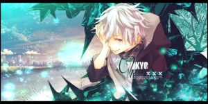 Tokyo Ghoul Signature Tag by SheikSpear