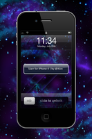Starr for iPhone 4 by kon