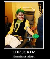 Joker Demotivational by JokezOnYou-Cosplay