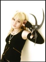 Death Note : Another Misa by kaizer-verde