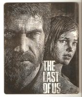 The Last Of Us Front Side by WoodBoxEdition