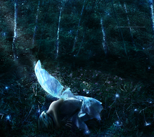 Death of a Faerie by feainne