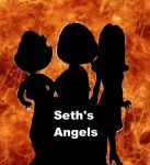 Seth's Angels by darthraner83