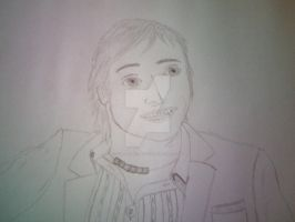 My First Ever Richard Hammond Drawing by TopGearCRAZY