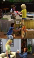 TS3: Childhood Sweetheart 2 by riezforester
