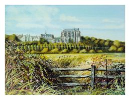 Lancing College Chapel by Krystalvoyager