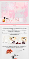 TUTORIAL The Happiness by Ringuu