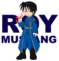 roy mustang by oh-odree
