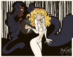Cloak And Dagger By Themrock On DeviantArt