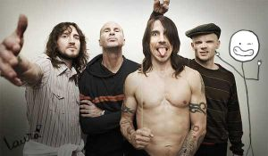 Cacho 2-Red Hot Chili Peppers by yoursweetseptember