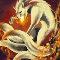 Draw Me A Pokemon: Ninetales