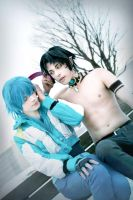 Nice song.. But can we just fuck? Ren/Aoba Cosplay by hakucosplay