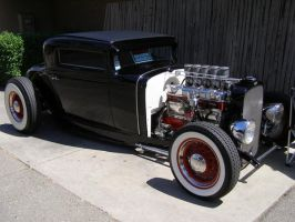 32 Chevy Coupe by Jetster1