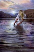Lady of the Lake 4 by BeauNestor