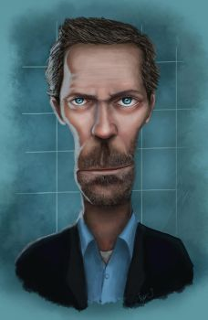 Dr. House by shwaaz