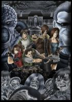 Resident evil cover by Pepowned