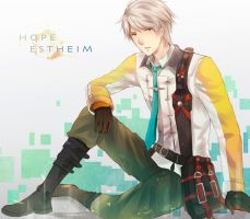 FF XIII-2 : Hope by Mano-chan