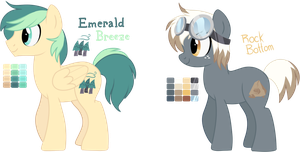 [SOLD] - Ponies Batch 15 by Featheries