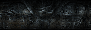 Alduin's Wall by Nobodylord