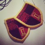 Hellsing cosplay patches by Harusame-chan