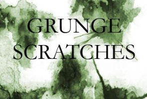 Grunge Scratch Brushes by struckdumb