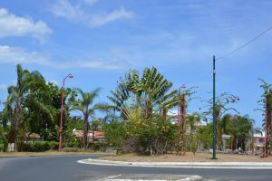 Entry of Carbet town in Martinique by A1Z2E3R