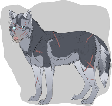 Wolf by EpicNukeLord