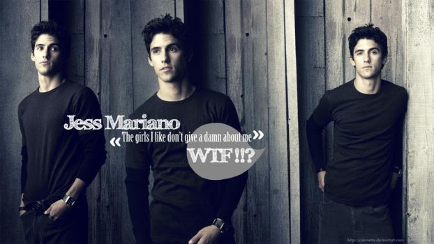 Jess Mariano - WTF?? by Calouette