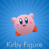 Kirby Figure by cruzerDESIGN