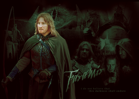 Faramir is love by carrotofdoom00