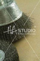 Wire brush by Hastudio