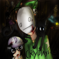 Cry plays: the WORLD by darkitty15