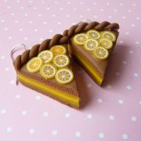 orange cakes by lemon-lovely