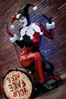 [Harley Quinn _ DC] by Nawin92