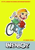 Paperboy by D3iv