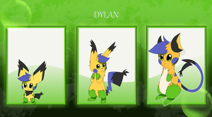 Dylan the Stationary Chu by d-u-s-k-y