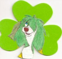 St.paty's Day Peg by pegfan