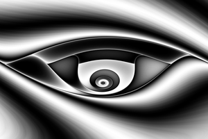 Eye of a Stranger No. 1 by element90
