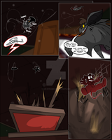 Keeping Up with Thursday, Issue 13 page 18 by AaronsArtStuff