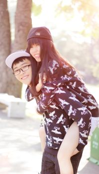 We are a happy couples xD by ChenJinZhou