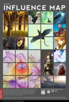 Influence Grid Meme by duranin