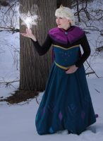 Elsa (Frozen) - Let it Go by katyanoctis