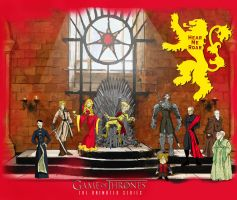 Game of Thrones the Animated Series L2 by Toadman005