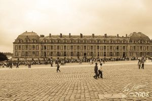 Versaille's Line by CasePhoto