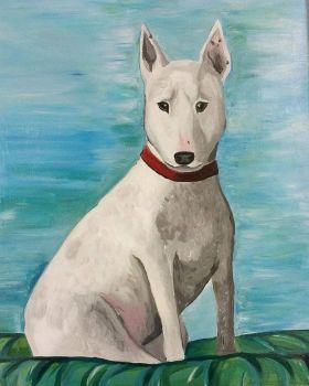 Bull Terrier by intotheforests